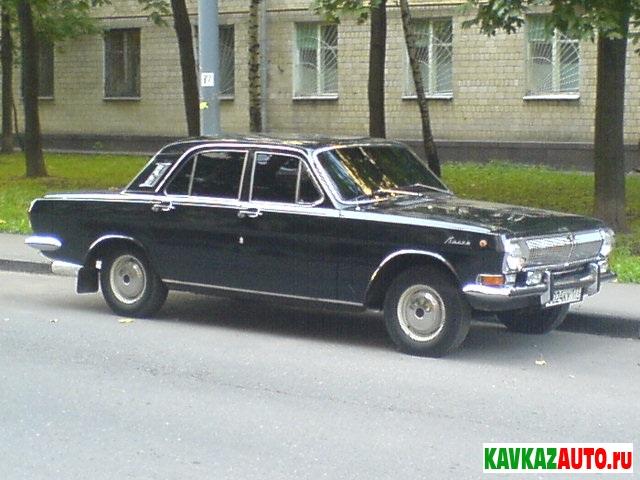 Продажа ГАЗ 24 Волга в России
